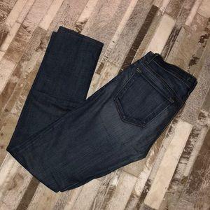 • Jbrand Blue straight leg jeans size 28